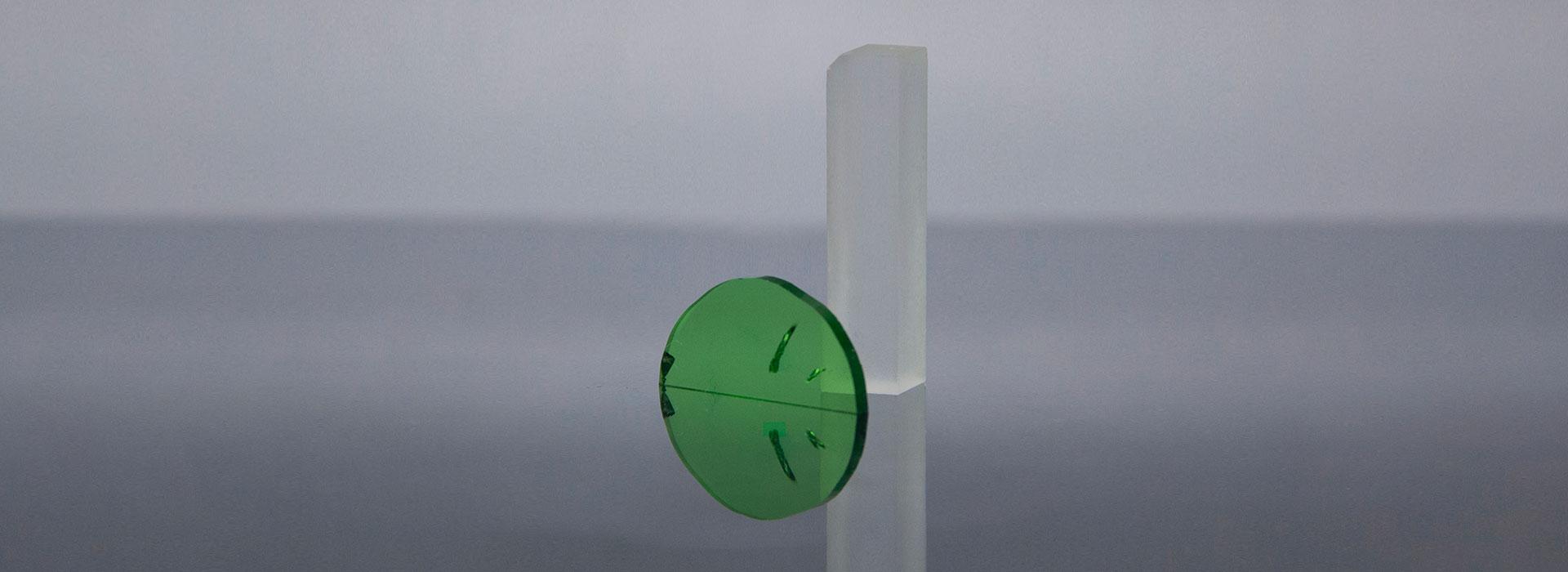 Ce LiCAF Crystal-Halide-Crylink